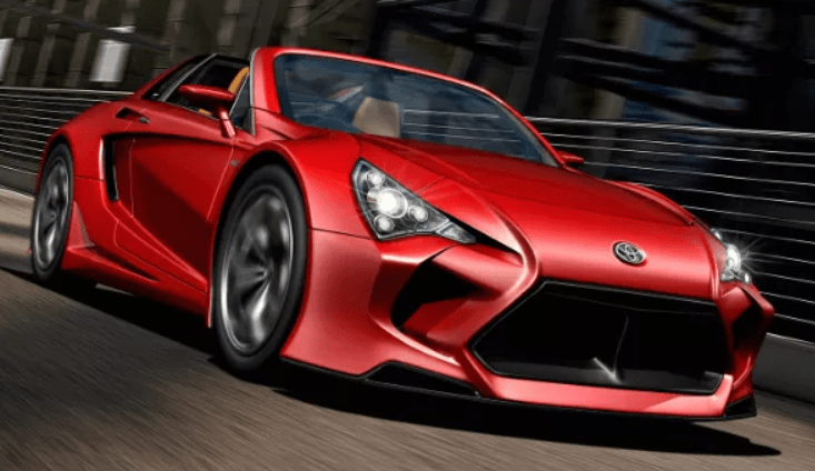 58 All New Toyota Mr2 Spyder 2020 Price Design And Review