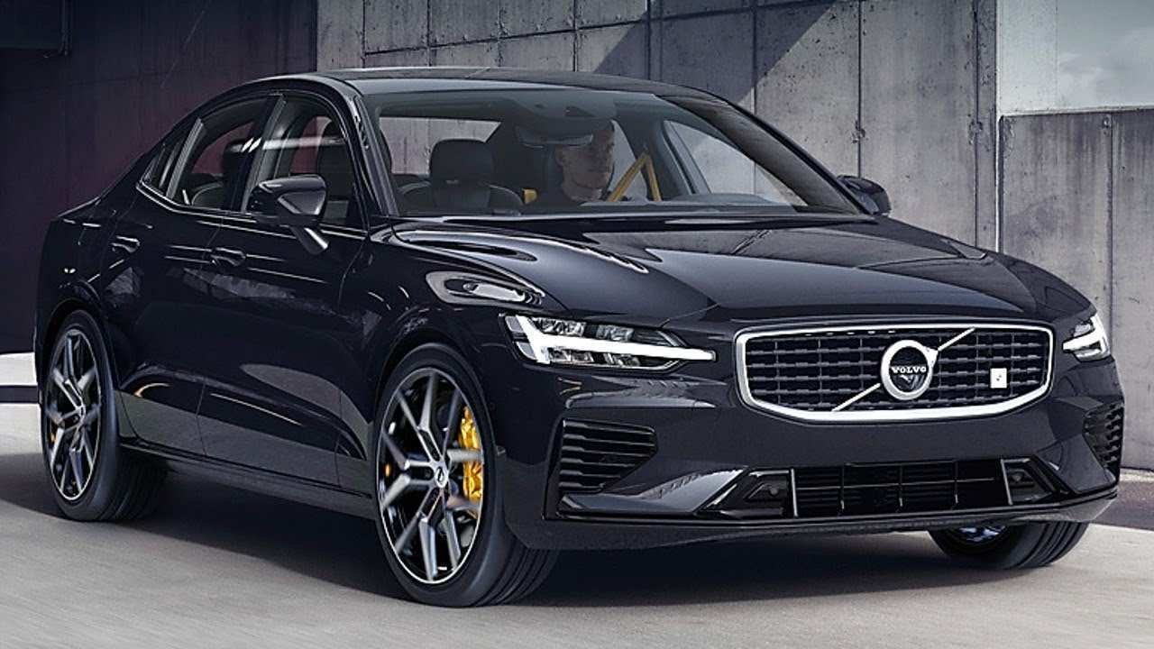 58 All New Volvo S60 2019 Hybrid Review And Release Date