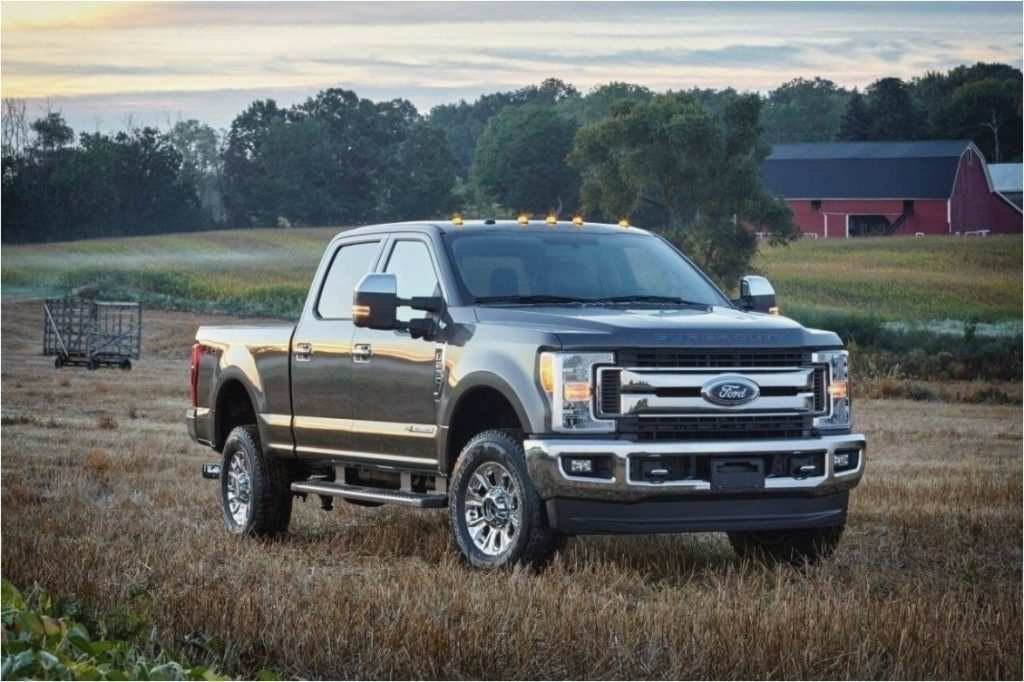 58 Best 2019 Ford F250 Diesel Rumored Announced Exterior
