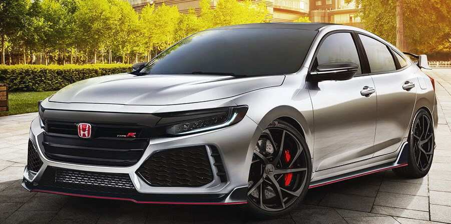 58 Best 2019 Honda Accord Type R Redesign And Review