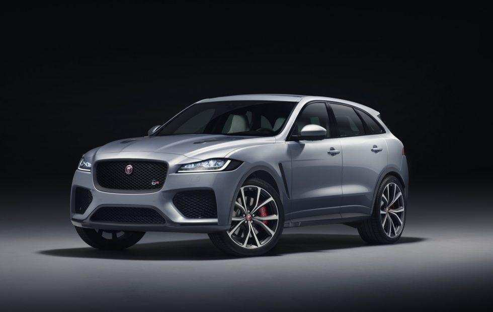 58 Best 2019 Jaguar F Pace Svr Picture