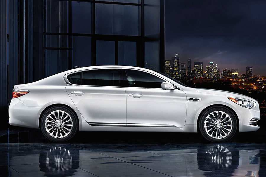 58 Best 2019 Kia K900 Redesign And Concept
