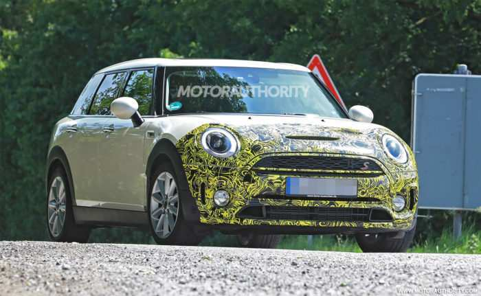 58 Best 2019 Spy Shots Mini Countryman Concept