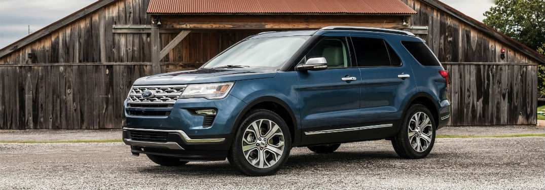 58 Best 2019 The Ford Explorer History