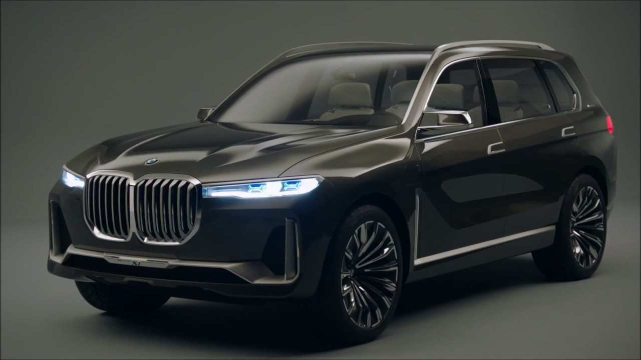 58 Best 2020 BMW X7 Suv Series Release Date