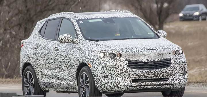 58 Best 2020 Buick Verano Spy Picture