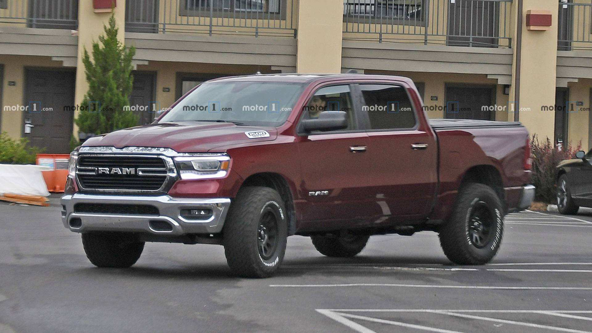 58 Best 2020 Dodge Ram Hellcat Concept And Review