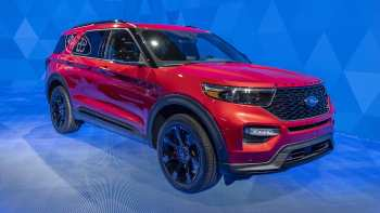 58 Best 2020 Ford Explorer Job 1 Spy Shoot