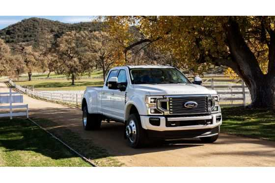 58 Best 2020 Ford F350 Super Duty Redesign And Concept