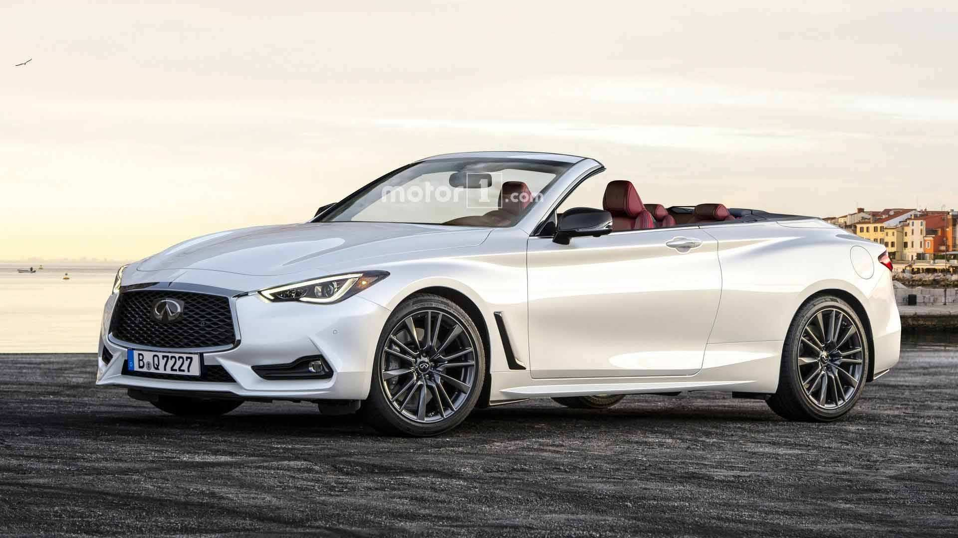 58 Best 2020 Infiniti Q60 Coupe Convertible Images