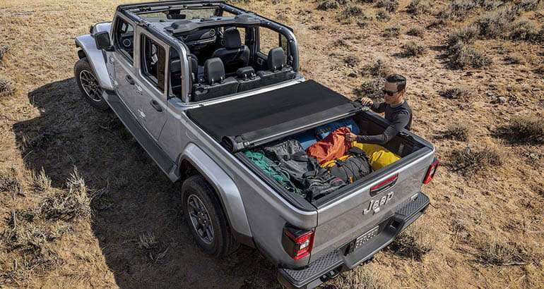 58 Best 2020 Jeep Gladiator Fuel Economy Price And Release Date