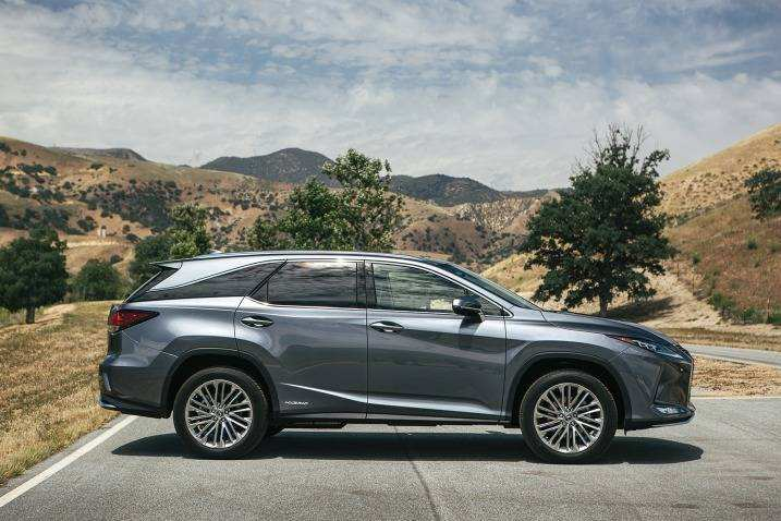 58 Best 2020 Lexus RX 450h Model