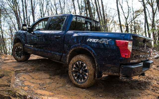 58 Best 2020 Nissan Titan Redesign And Review