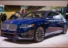 2020 The Lincoln Continental