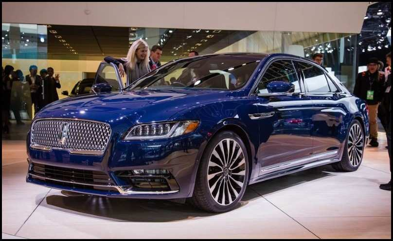 58 Best 2020 The Lincoln Continental First Drive