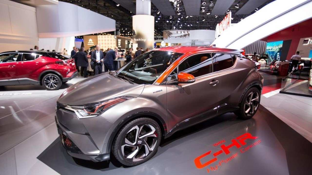 58 Best 2020 Toyota C Hr Compact Pictures