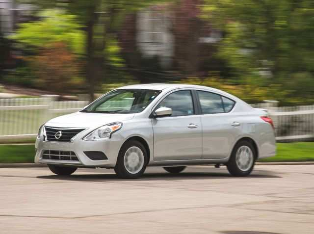 58 Best Nissan Versa 2020 Specs Overview