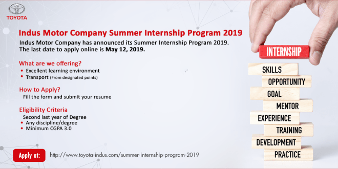 58 Best Toyota Internship 2019 Picture