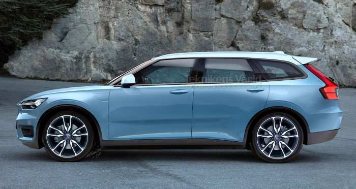58 Best V40 Volvo 2019 Release Date
