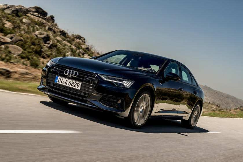 58 New 2019 Audi A6 Concept And Review