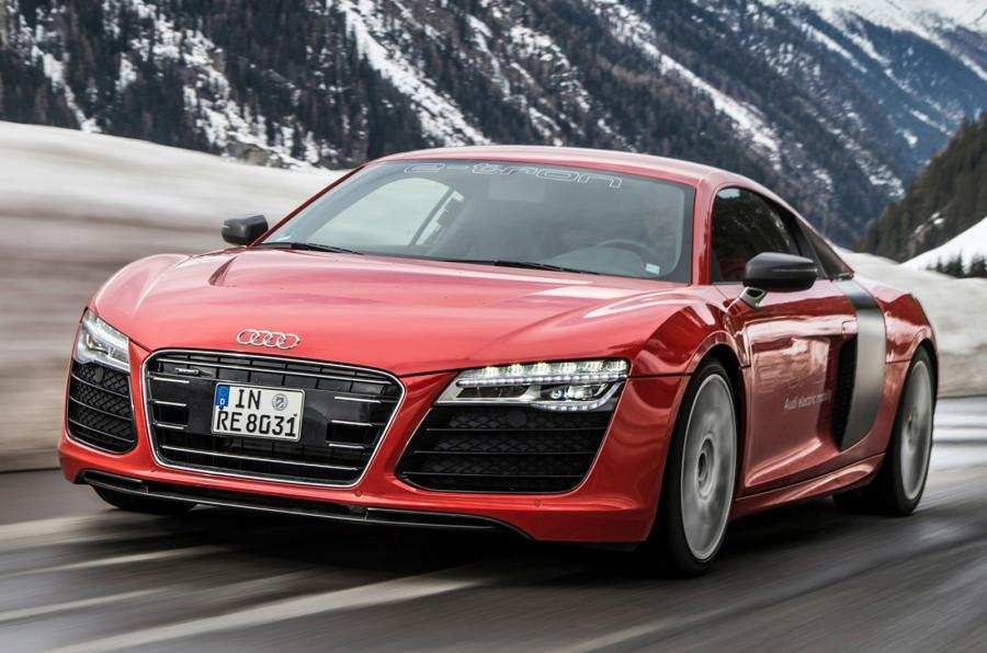 58 New 2019 Audi R8 E Tron Review And Release Date