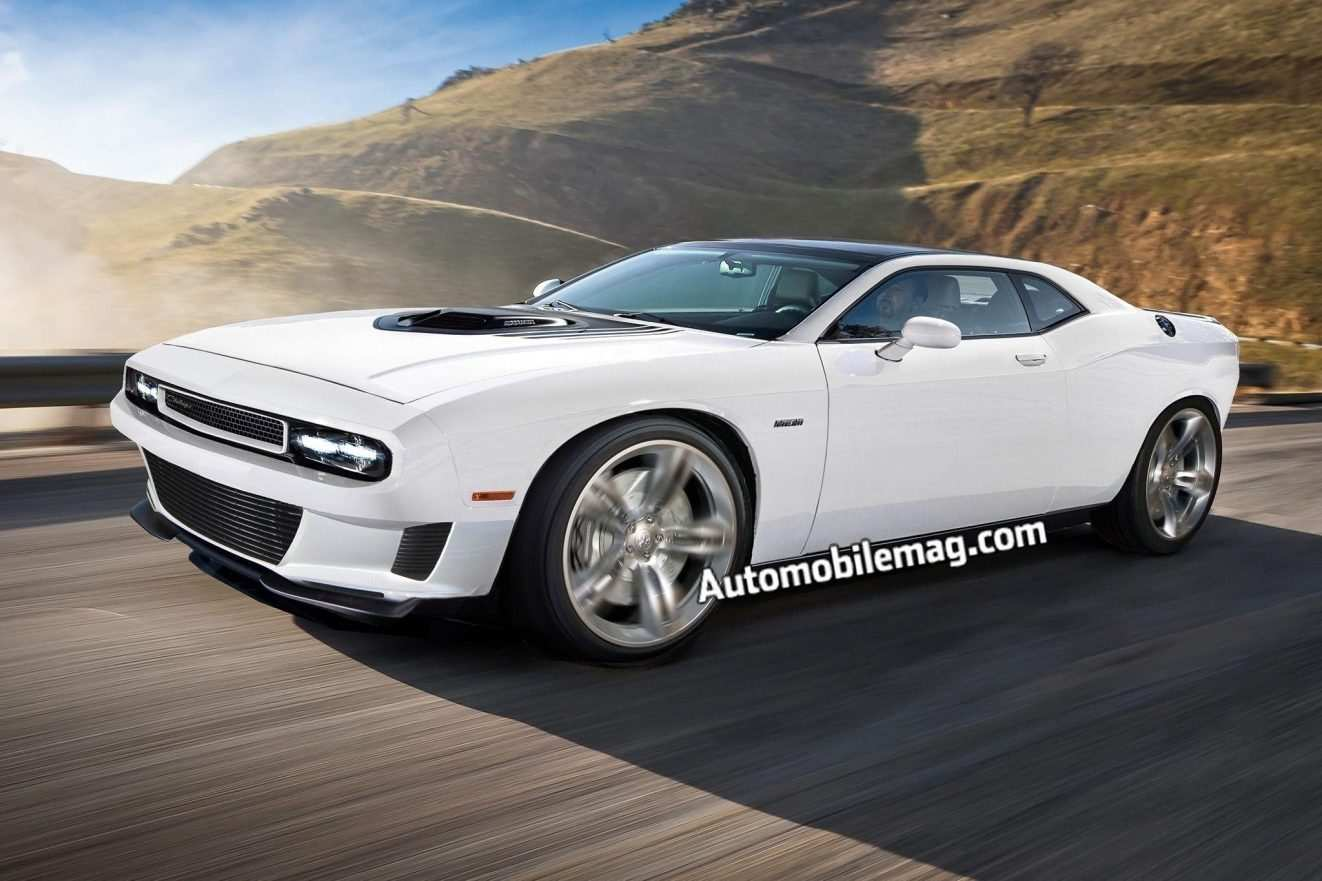 58 New 2019 Dodge Barracuda Specs And Review