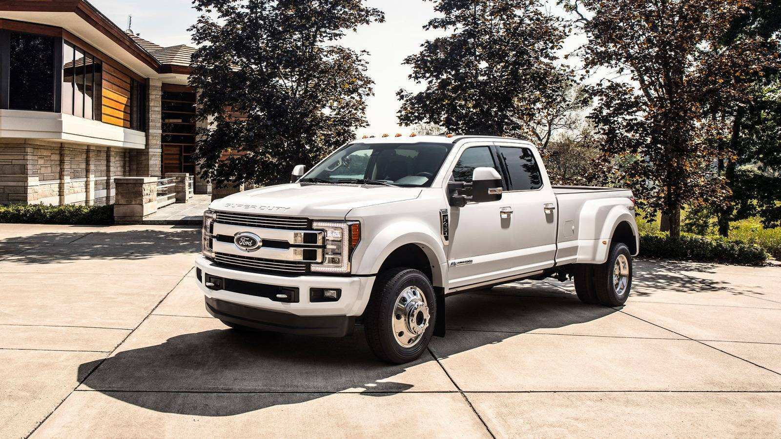 58 New 2019 Ford F350 Super Duty First Drive