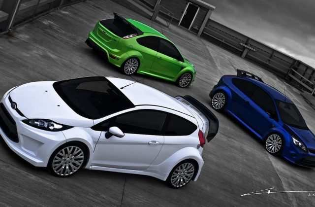 58 New 2019 Ford Fiesta St Rs Rumors