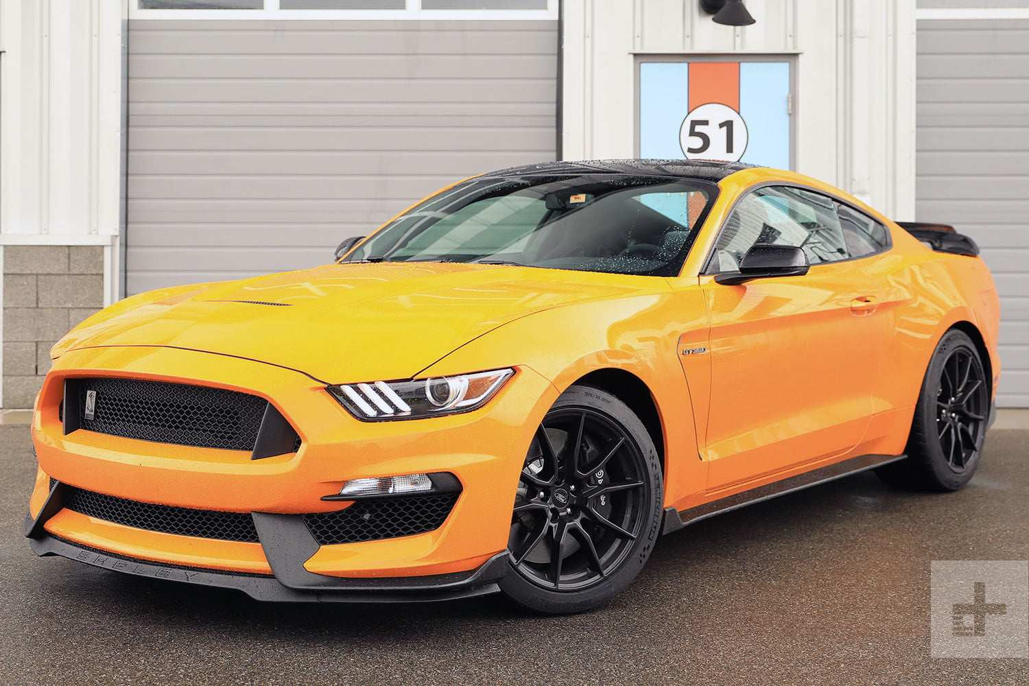 58 New 2019 Ford GT350 Review And Release Date