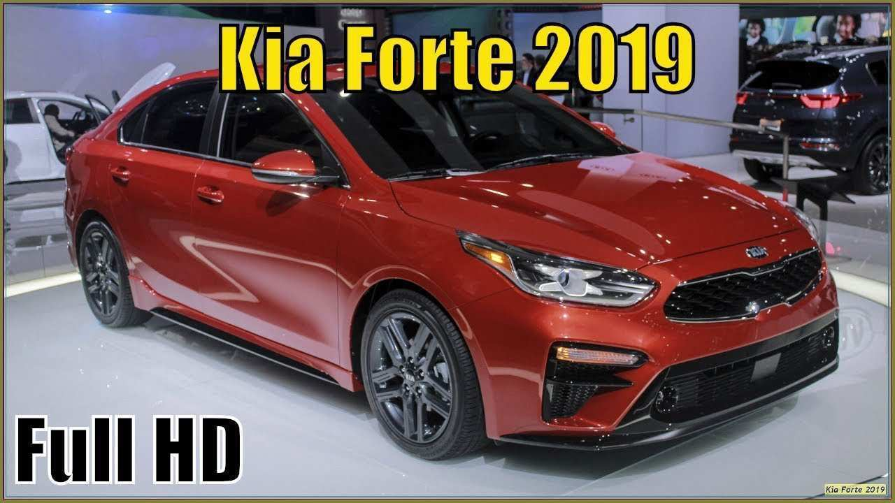 58 New 2019 Kia Forte5 Hatchback Concept And Review