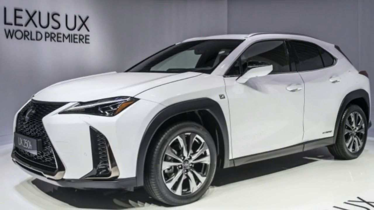 58 New 2019 Lexus Ux200 New Model And Performance