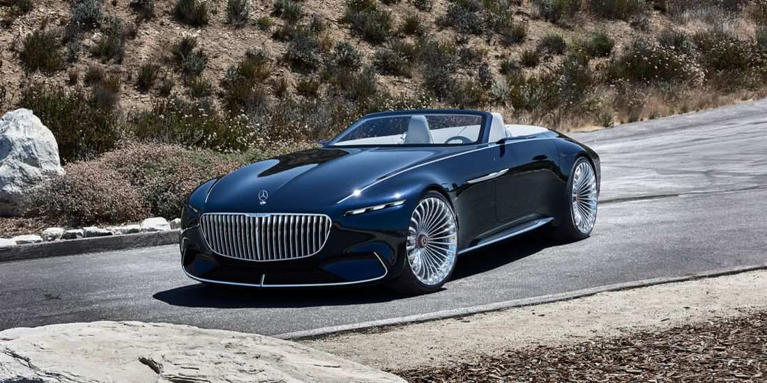 58 New 2019 Mercedes Maybach 6 Cabriolet Price History