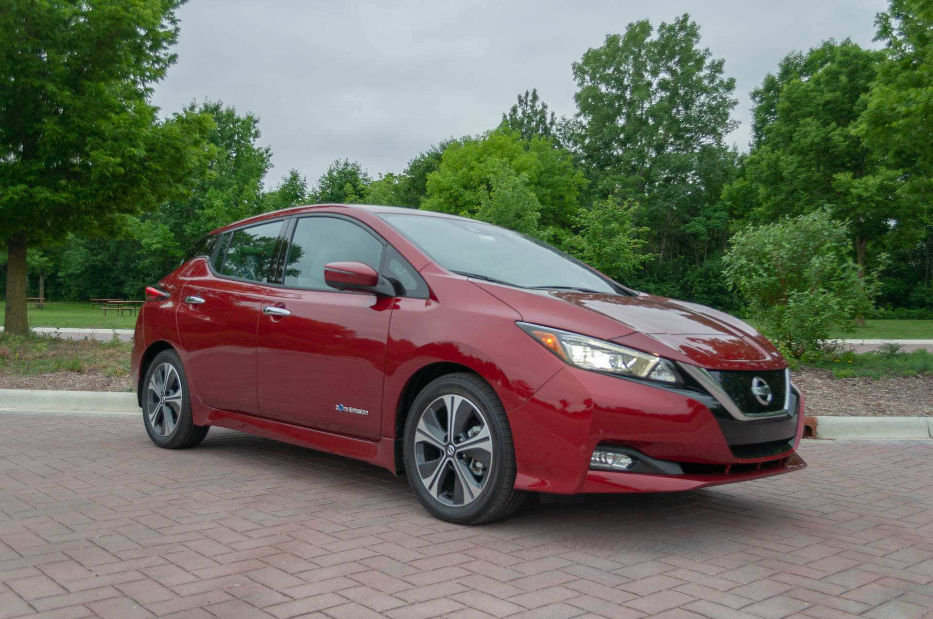 58 New 2019 Nissan Leaf Review Rumors