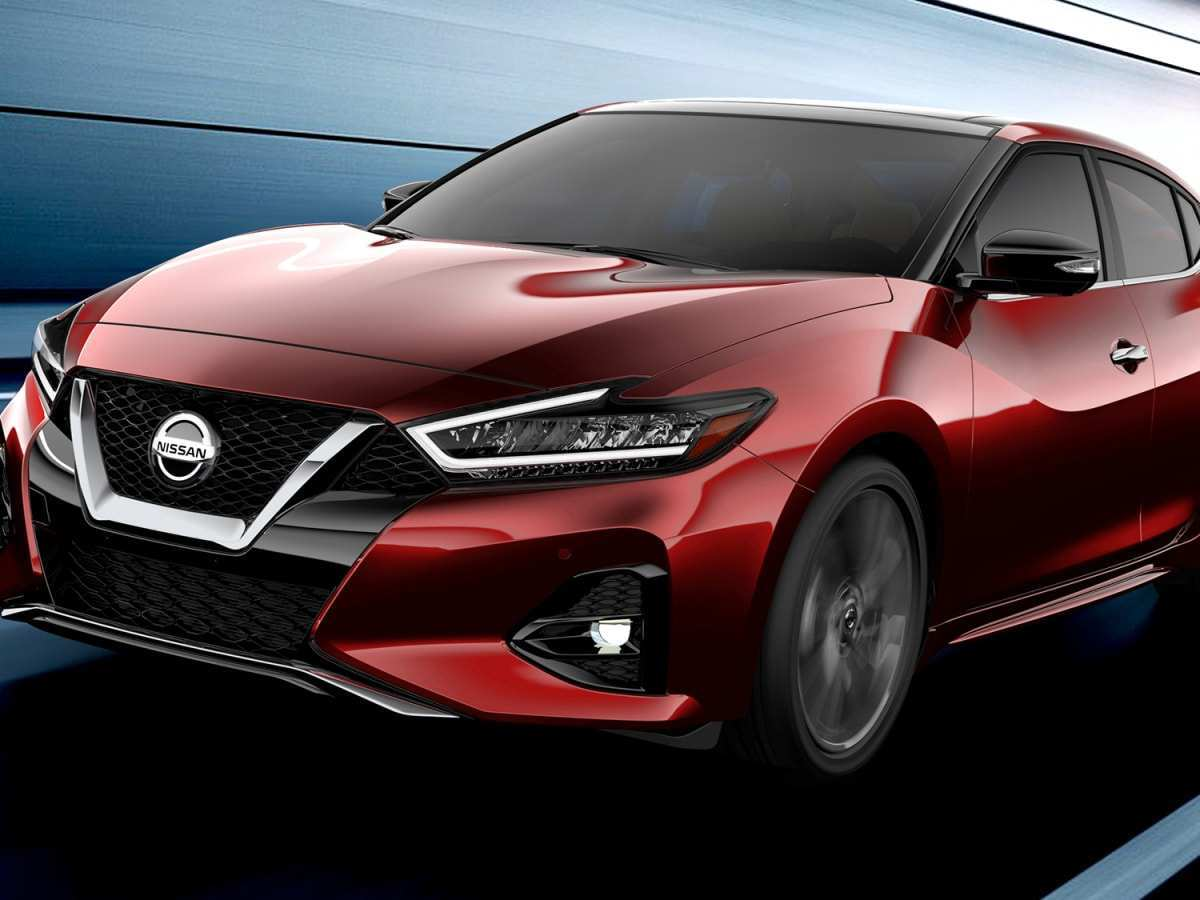 58 New 2019 Nissan Maxima Detailed New Review