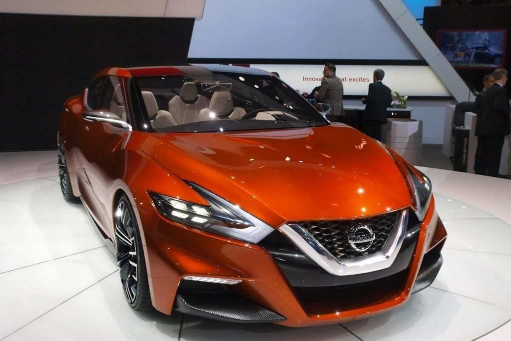 58 New 2019 Nissan Maxima Nismo Price Design And Review