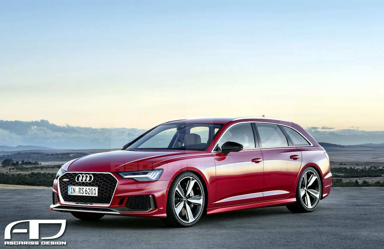 58 New 2020 Audi Rs6 Wagon Redesign