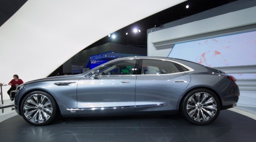 58 New 2020 Buick Park Avenue Redesign And Concept