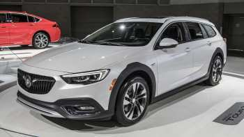 58 New 2020 Buick Regal Wagon Redesign And Concept