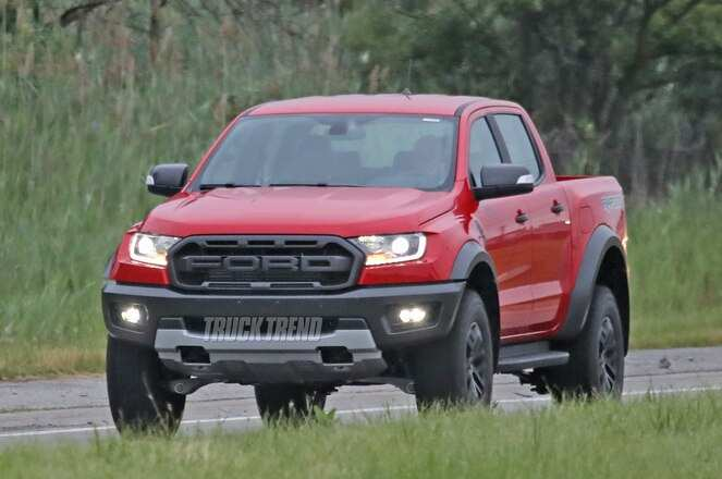 58 New 2020 Ford Ranger Exterior