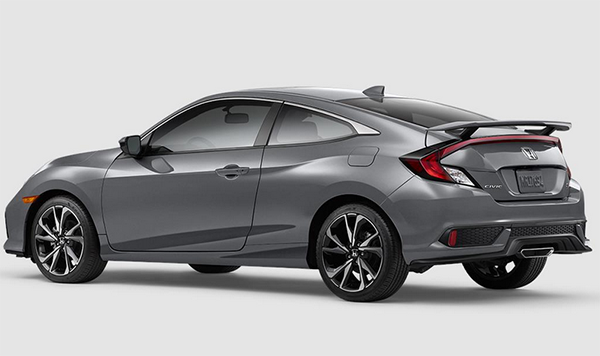 58 New 2020 Honda Civic Coupe Interior