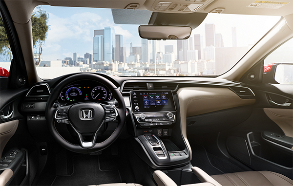 58 New 2020 Honda Insight Review And Release Date