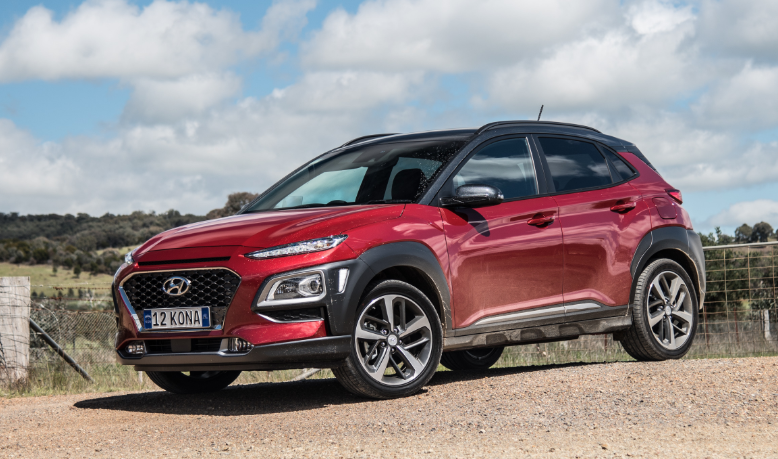 58 New 2020 Hyundai Kona Hybrid Wallpaper