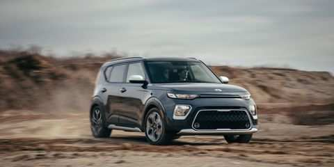 58 New 2020 Kia Soul Awd First Drive