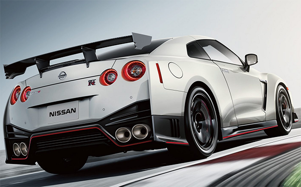 58 New 2020 Nissan Gt R Nismo Wallpaper