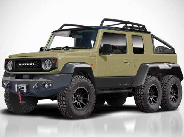 58 New 2020 Suzuki Jimny Model Price And Review