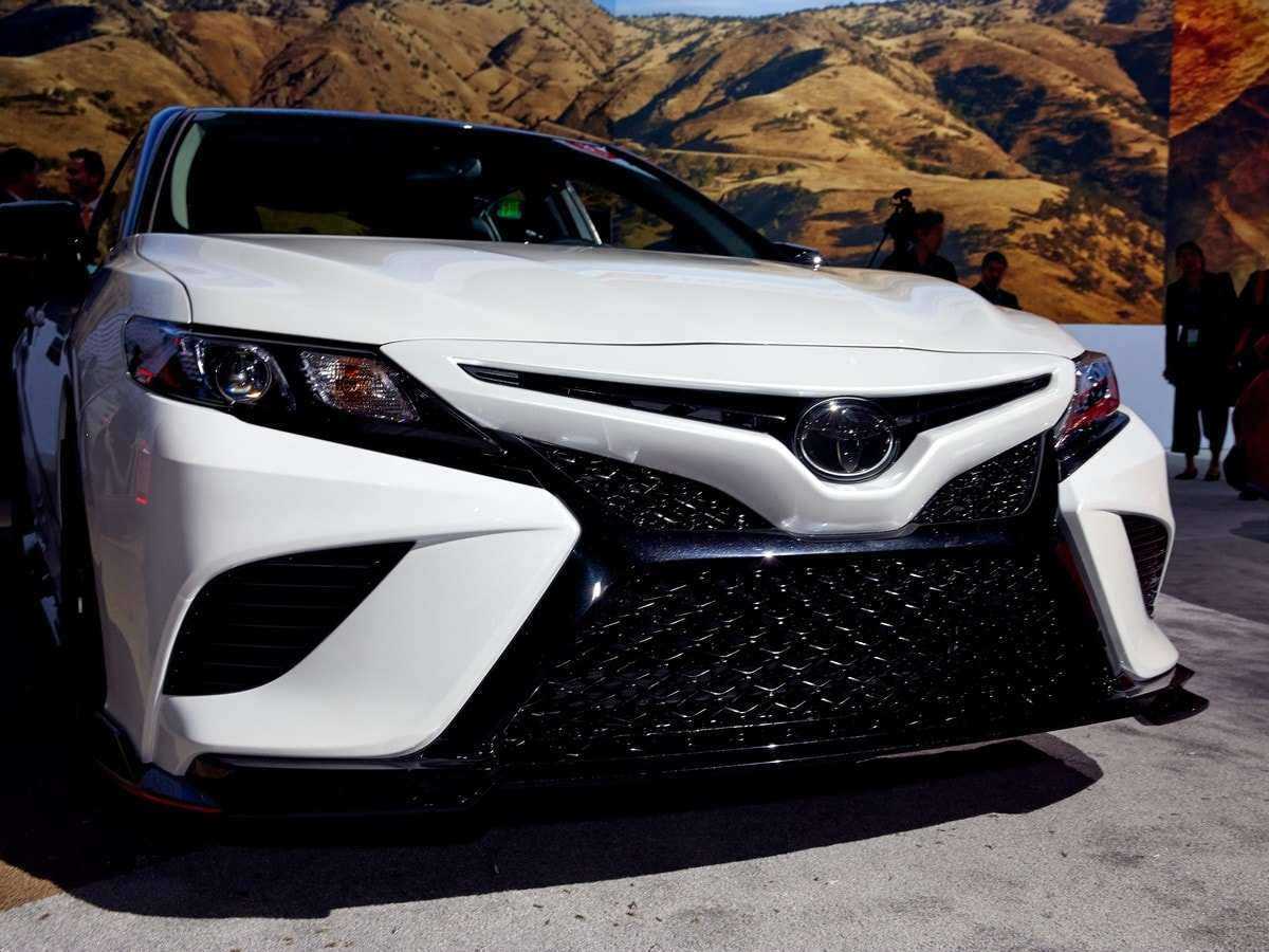58 New 2020 Toyota Camry Performance And New Engine