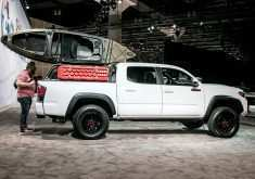 2020 Toyota Tacoma Diesel Trd Pro