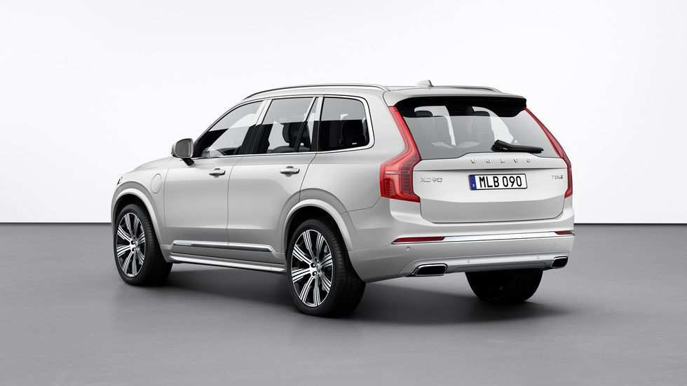 58 New 2020 Volvo XC90 Research New