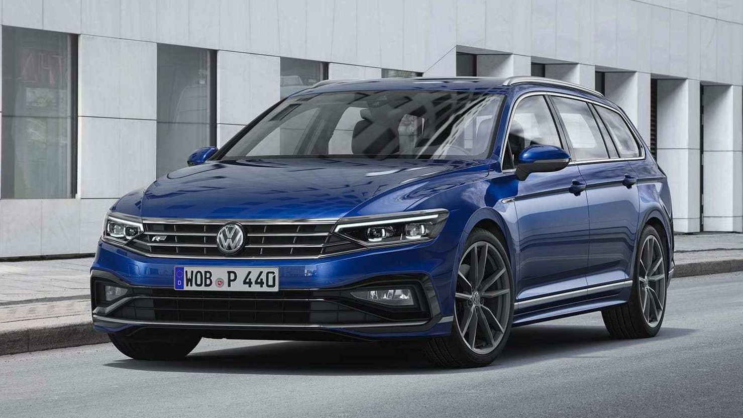 58 New 2020 Vw Passat Alltrack Wallpaper