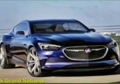 Cadillac Grand National 2020